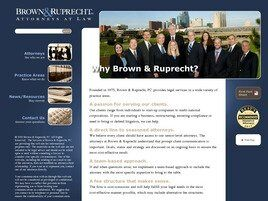 Brown & Ruprecht, PC (Kansas City, Kansas)