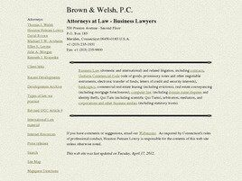 Brown & Welsh, P.C. (Hartford, Connecticut)