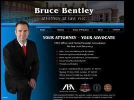Bruce R. Bentley Attorney at Law, PLLC (Richmond, Kentucky)