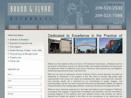 Brunn & Flynn Attorneys (Stanislaus Co., California)
