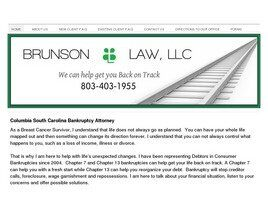 Brunson Law LLC (Columbia, South Carolina)