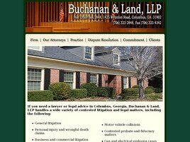 Buchanan & Land, LLP (Columbus, Georgia)