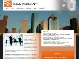 Buck Keenan LLP (Houston, Texas)
