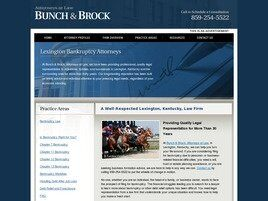 Bunch & Brock, Attorneys at Law (Lexington, Kentucky)