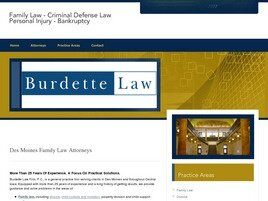 Burdette Law Firm, P.C. (Polk Co., Iowa)