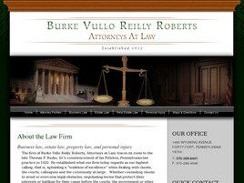 Burke Vullo Reilly Roberts Attorneys at Law (Scranton, Pennsylvania)