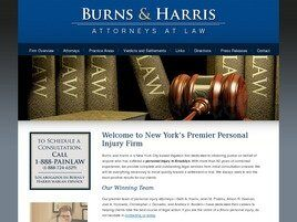 Burns & Harris (Bronx, New York)