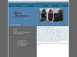 Burns & Severson, P.A. (West Palm Beach, Florida)