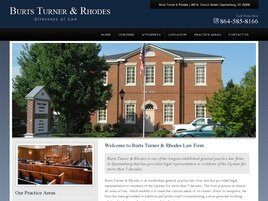 Burts Turner & Rhodes (Spartanburg, South Carolina)