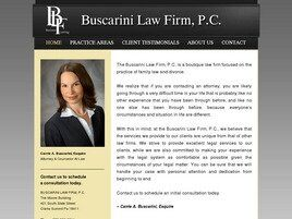 Buscarini Law Firm, P.C. (Wilkes-Barre, Pennsylvania)