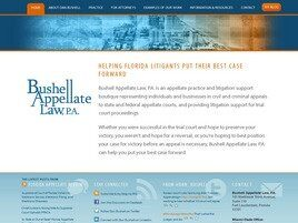 Bushell Appellate Law, P.A. (Fort Lauderdale, Florida)