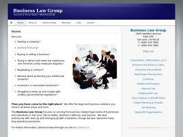 Business Law Group (Campbell, California)