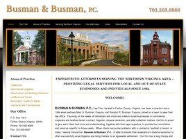 Busman & Busman, P.C. (Fairfax Co., Virginia)