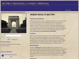 Butera, Beausang, Cohen & Brennan Professional Corporation (King Of Prussia, Pennsylvania)
