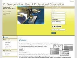 C. George Milner, Esq. A Professional Corporation (Philadelphia, Pennsylvania)