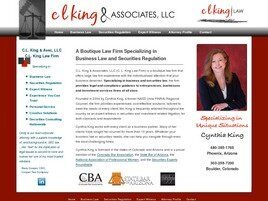C. L. King & Associates, LLC (Phoenix, Arizona)