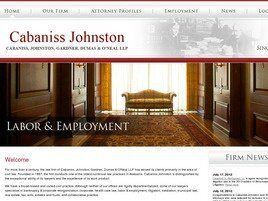 Cabaniss, Johnston, Gardner, Dumas & O'Neal LLP (Huntsville, Alabama)