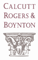 Calcutt Rogers & Boynton, PLLC (Kalamazoo, Michigan)