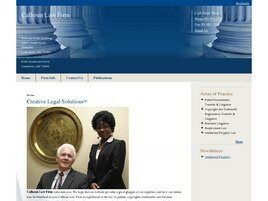 Calhoun Law Firm (Little Rock, Arkansas)