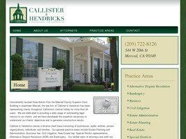 Callister, Hendricks & Spencer, PLC (Merced, California)