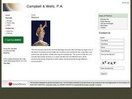 Campbell & Wells, P.A. (Albuquerque, New Mexico)