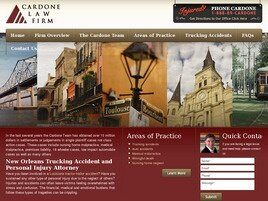 Cardone Law Firm (New Orleans, Louisiana)
