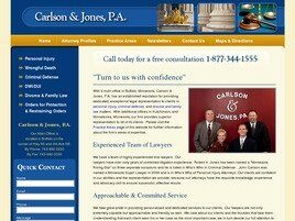 Carlson & Jones, P.A. (Sherburne Co., Minnesota)