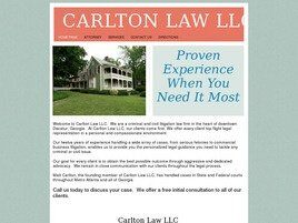Carlton Law LLC (Decatur, Georgia)