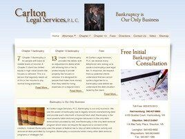 Carlton Legal Services, P.L.C. (Staunton, Virginia)