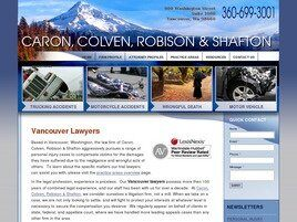 Caron Colven Robison & Shafton P.S. (Clark Co., Washington)