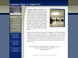 Carpenter Lipps & Leland LLP (Columbus, Ohio)
