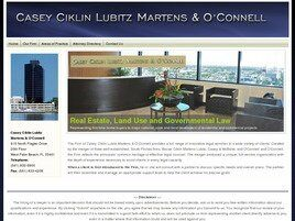 Ciklin Lubitz Martens & O'Connell (West Palm Beach, Florida)