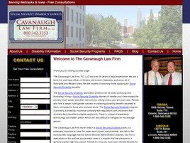 Cavanaugh Law Firm, PC, LLO (Omaha, Nebraska)