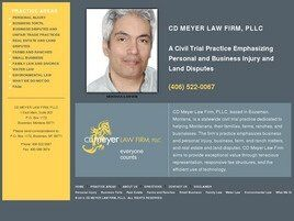 CD Meyer Law Firm, PLLC (Billings, Montana)