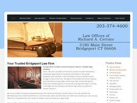 Law Offices of Richard A. Cerrato (Bridgeport, Connecticut)