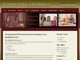 Cervera Garcia Law Offices LLC (Milwaukee, Wisconsin)