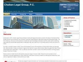 Chaiken Legal Group, P.C. (Fort Worth, Texas)