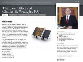 Charles E. Wear, Jr., P.C. (Arlington, Texas)