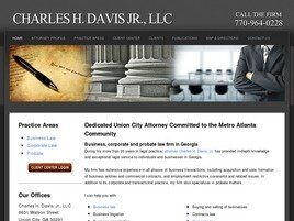 Charles H. Davis, Jr., LLC (Fairburn, Georgia)