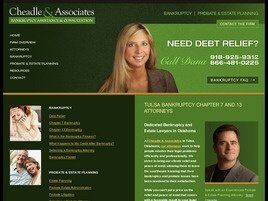 Cheadle & Associates (Tahlequah, Oklahoma)