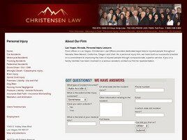 Christensen Law Offices (Las Vegas, Nevada)