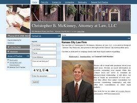 Christopher B. McKinney Attorney at Law, LLC (Kansas City, Kansas)