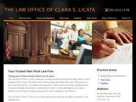 The Law Office of Clara S. Licata (Passaic Co., New Jersey)