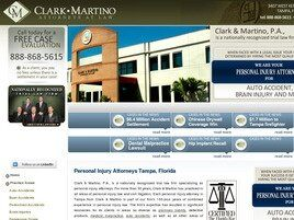 Clark & Martino, P.A. (Pinellas Co., Florida)