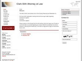 Clark Stith Attorney at Law (Cheyenne, Wyoming)