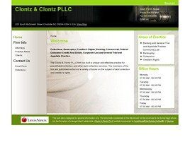 Clontz & Clontz PLLC (Charlotte, North Carolina)