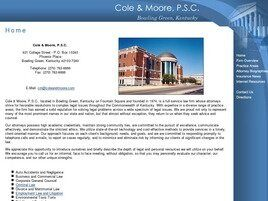 Cole & Moore, P.S.C. (Bowling Green, Kentucky)