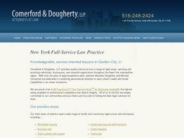 Comerford & Dougherty, LLP (New York, New York)
