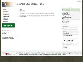 Connors Law Offices, PLLC (Manchester, New Hampshire)