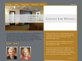 Console Law Offices LLC (Camden Co., New Jersey)